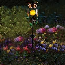 Solar Garden Tree Lights by Led U0026 Solar Landscape Lighting Decorative Lights Bed Bath U0026 Beyond