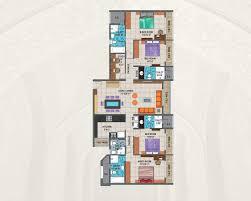 arihant aalishan kharghar annexe mumbai floor plans