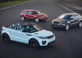 land rover evoque rover evoque hits five years of uk production