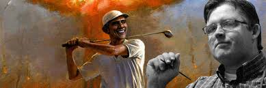 Trump S Favorite President The Tea Party U0027s Favorite Painter Is Going Wobbly On Trump