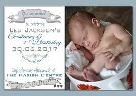 joint christening u0026 first birthday jo17 u2013 the invite factory