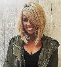 lob hair with side fringe bob hairstyle long bob hairstyles with side fringe awesome 60