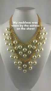 girls necklace images Inspired by 2 broke girls necklace my rendition jpg