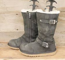 s ugg australia kensington boots ugg australia womens maddox bikers boots leather sheepskin black