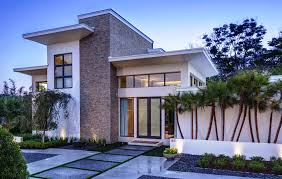 custom modern home plans new contemporary mix modern home designs architecture house plans