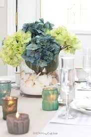 coastal centerpieces simple diy theme centerpiece theme centerpieces