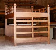 Innovative Queen Size Bunk Bed How To Build Queen Size Bunk Bed - Queen bunk bed plans