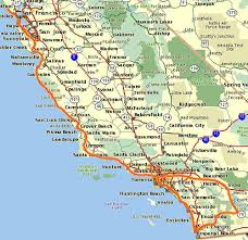 map usa west west coast map usa my