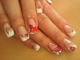 latest valentine day nail art 2015 for savvy women sooper mag