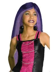 Halloween Monster Costumes Buy Monster Spectra Vondergeist Child Halloween Costume Wig