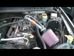 cold air intake for jeep 2000 jeep grand laredo i6 4 0 k n cold air intake