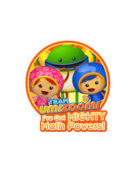 team umizoomi iron nick jr