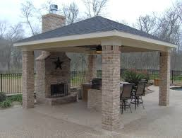 outdoor kitchens pictures custom patio cover fieplace and