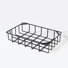 Black Bathroom Storage Tower by Modern Bathroom Storage Solutions Unison