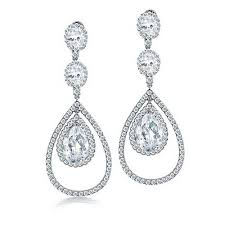 chandelier earrings fancy teardrop chandelier earrings
