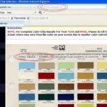 international paint color chart lentine marine 42668
