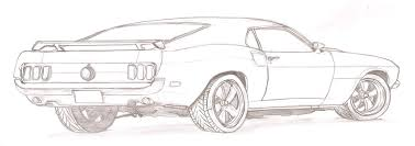 ford mustang colouring pages gekimoe u2022 72133