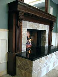 travertine fireplace surround fireplace surround ideas tumbled tile face hearth completed travertine fireplace surrounds travertine fireplace surround
