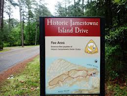 Map Of Jamestown Virginia by Island Loop Drive Historic Jamestowne Part Of Colonial National