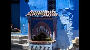 Morocco Blue City by Blue City Morocco V M Youtube