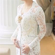 wedding dress brokat 11 best kebaya images on kebaya dress and
