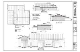 100 5 car garage plans acreage farmhouse plans by e designs