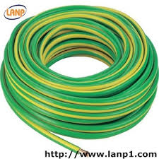single core copper wire yellow green 16mm grounding cable buy