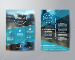 flyer graphic design layout business brochure flyer design layout template in a4 size with