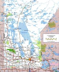 Maps Canada by Manitoba Atlas