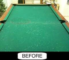 refelting a pool table pool table re felt ak pool tables llc