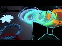 all about electroluminescent materials el wire el el