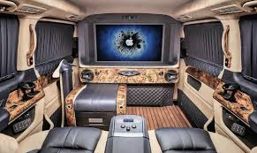 luxury mercedes van ever seen a luxury yacht on wheels check this mercedes sprinter