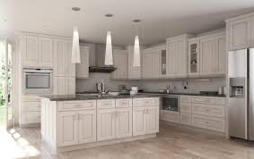 Shaker Kitchen Cabinet Society Shaker White Chocolate Glaze Kitchen Cabinets Willow Lane