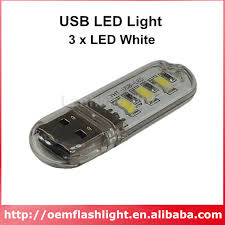aliexpress buy yht usb powered 3 x led white usb led light