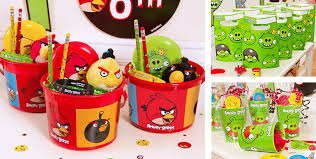 angry birds favors tattoos wristbands toys more