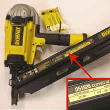 dewalt framing nailer recall risk of injury to users and