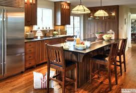 mission style kitchen island 20 kitchen island with seating ideas home dreamy regarding