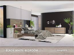 Black And White Bedroom Ung999 S Black White Bedroom