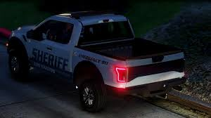 Ford Raptor Police Truck - 2017 ford f150 raptor with hd interior vehicle models lcpdfr com