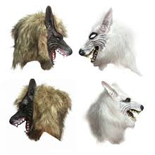 Werewolf Halloween Decorations by Halloween Wolf Mask Promotion Shop For Promotional Halloween Wolf