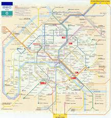Chicago Elevated Train Map by Paris Metro U2013 Bonjourlafrance