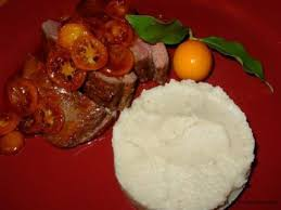 cuisiner un filet de canard filet de canard aux kumquats et purée de topinambours recette ptitchef
