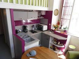 cuisine petit espace design récent cuisine style à cuisine equipee petit espace avec petites