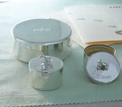 Silver Keepsake Box Silver Keepsake Boxes Pottery Barn Kids