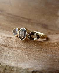 non traditional wedding rings 5 non traditional engagement rings southern new weddings
