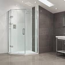 decem neo angle shower enclosure roman showers decem neo angle shower enclosure