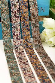 patterned ribbon 89 best fabric ribbon images on fabric ribbon