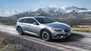 opel vauxhall opel vauxhall insignia sports tourer crossfour revealed