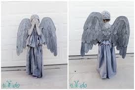 Weeping Angels Halloween Costume Weeping Angel Costume Doctor Tikkido