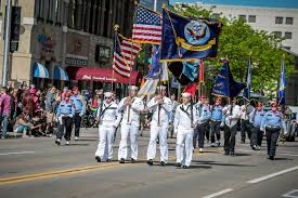 Flag Day Usa The 67th Annual Appleton Flag Day Parade To Honor Coast Guard